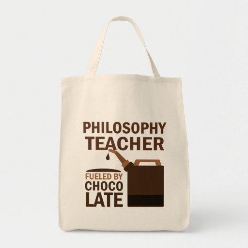 Philosophy Teacher (Funny) Gift Bag