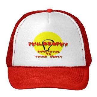 Philosophy Trucker Hat