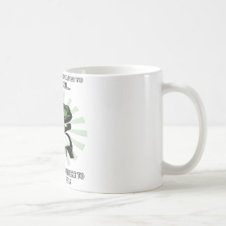 Philosoraptor Baby Oil Coffee Mug