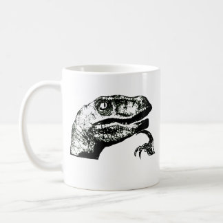 Philosoraptor - Good Morning? Coffee Mug