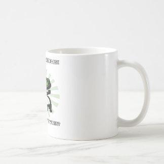 Philosoraptor Menopause Mug