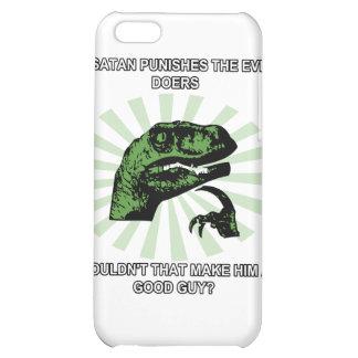Philosoraptor Satan iPhone 5C Covers