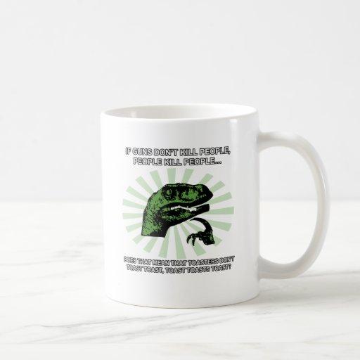 philosoraptor toast and toasters coffee mug zazzle