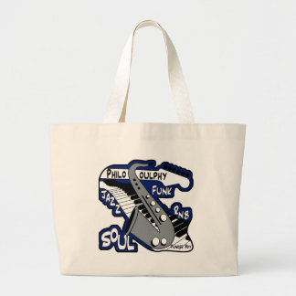 PhiloSOULphy product line Canvas Bags
