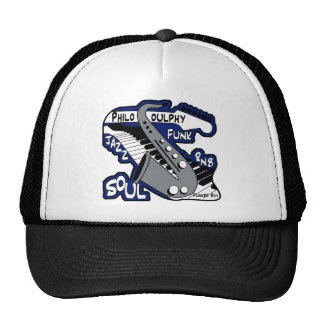 PhiloSOULphy product line Mesh Hat