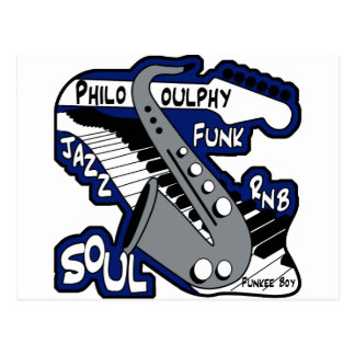 PhiloSOULphy product line Post Card
