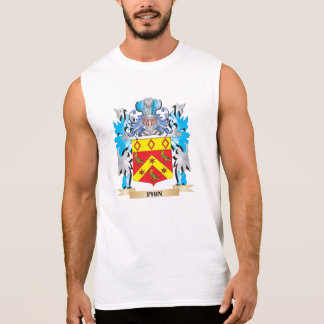 Phin Coat of Arms - Family Crest Sleeveless T-shirts
