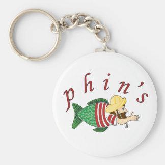 Phin s Classic Keychain