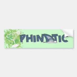 Phinatic Sticker