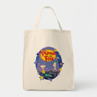 Phineas and Ferb 1 Tote Bags