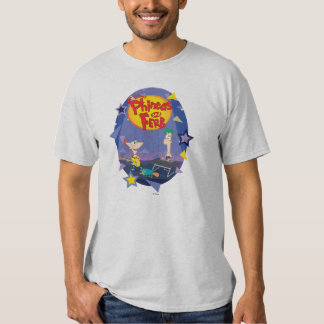 Phineas and Ferb 1 Tee Shirt
