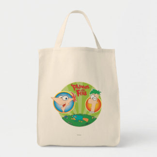 Phineas and Ferb Canvas Bag