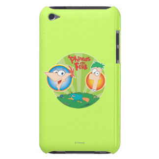 Phineas and Ferb iPod Touch Case-Mate Case