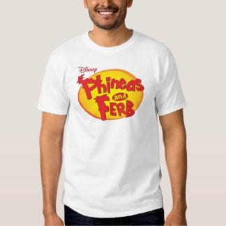 Phineas and Ferb Logo Disney Shirt