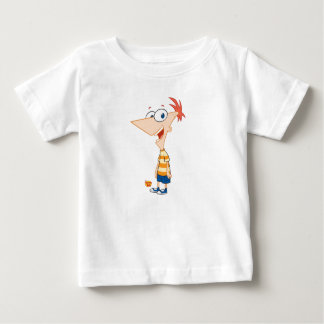 Phineas and Ferb Phineas Smiling Disney Baby T-Shirt