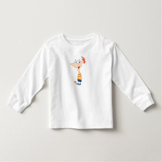 Phineas and Ferb Phineas Smiling Disney Toddler T-shirt
