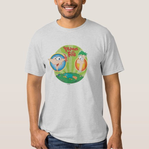 Phineas and Ferb Shirt