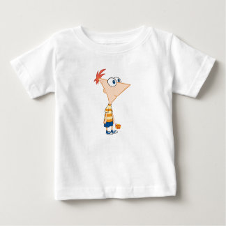 Phineas and Ferb Standing Baby T-Shirt