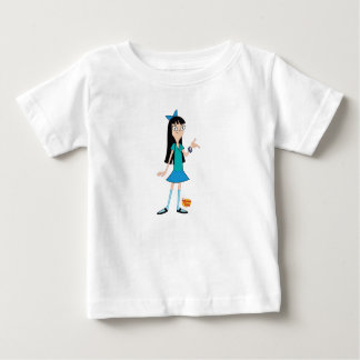 Phineas and Ferb's Stacy Disney Baby T-Shirt