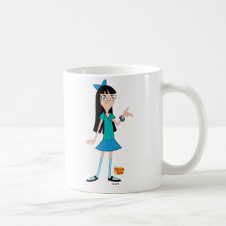 Phineas and Ferb's Stacy Disney Coffee Mug