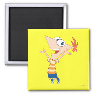 Phineas Jumping Magnet