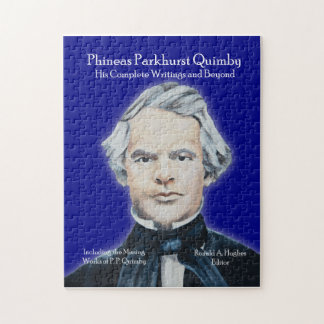 Phineas Parkhurst Quimby 10 by 14 inch Puzzle