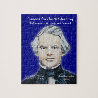 Phineas Parkhurst Quimby 8 by 10 inch Puzzle