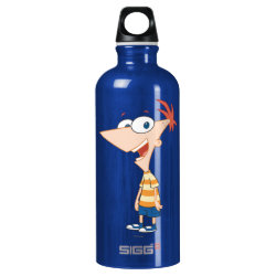 SIGG Traveller Water Bottle (0.6L) with Phineas Flynn design