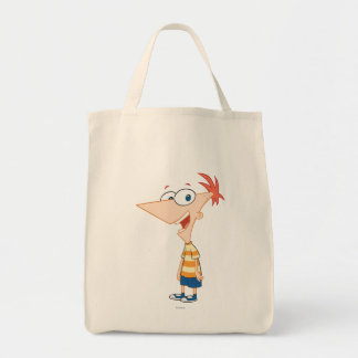 Phineas Pose Canvas Bags