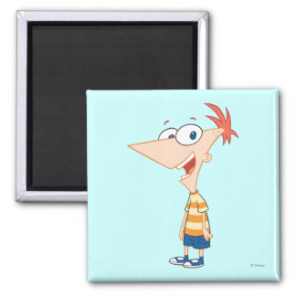 Phineas Pose Magnet
