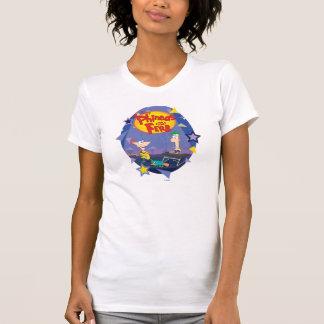 Phineas y Ferb 1 Camisetas