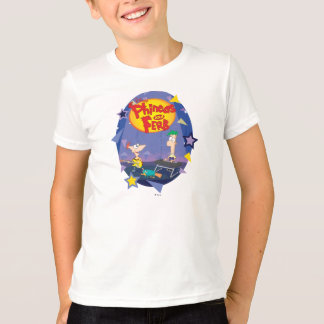 Phineas y Ferb 1 Playera