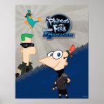 Phineas y Ferb - 2.o Impresiones