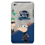 Phineas y Ferb - 2.o iPod Touch Fundas