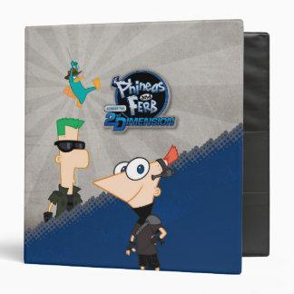 Phineas y Ferb - a través de la 2da dimensión