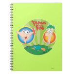 Phineas y Ferb Cuadernos