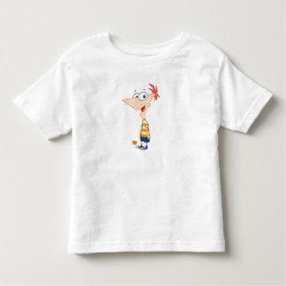 Phineas y Ferb Phineas Disney sonriente Polera