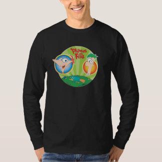Phineas y Ferb Playera