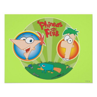 Phineas y Ferb Póster