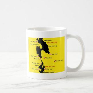 PhiPhi Dive Sites - Big Coffee Mug
