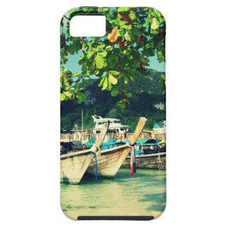Phiphi Island boats iPhone SE/5/5s Case