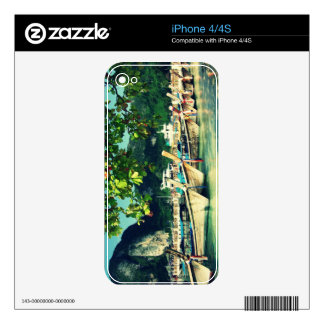 Phiphi Island boats Skins For The iPhone 4