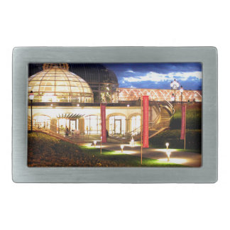 Phipps Conservatory at Night Belt Buckle