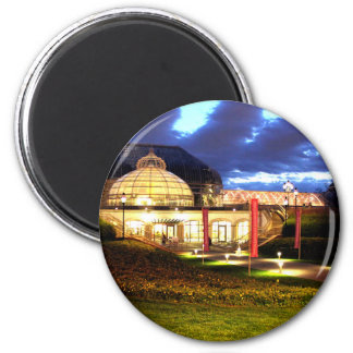Phipps Conservatory at Night Magnet
