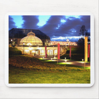 Phipps Conservatory at Night Mouse Pad