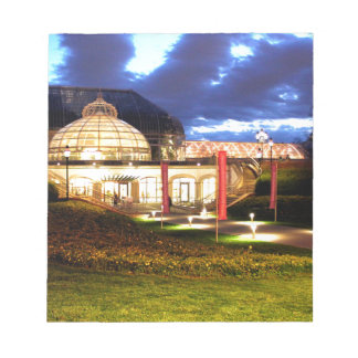 Phipps Conservatory at Night Notepad