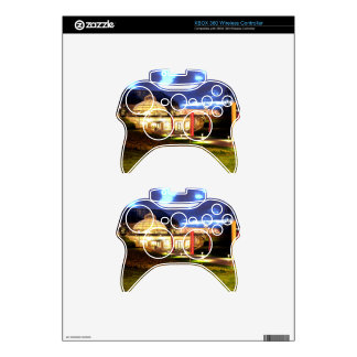Phipps Conservatory at Night Xbox 360 Controller Decal