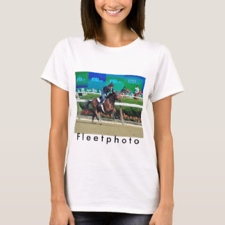 Phipps Stables at Belmont Park T-Shirt
