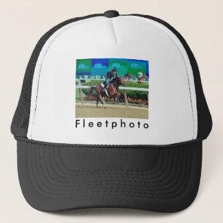 Phipps Stables at Belmont Park Trucker Hat