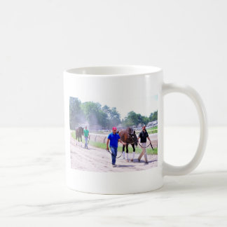 Phipps Thoroughbreds at Saratoga Mug